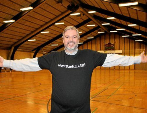 Nordjysk Lan igen i idrætscentret