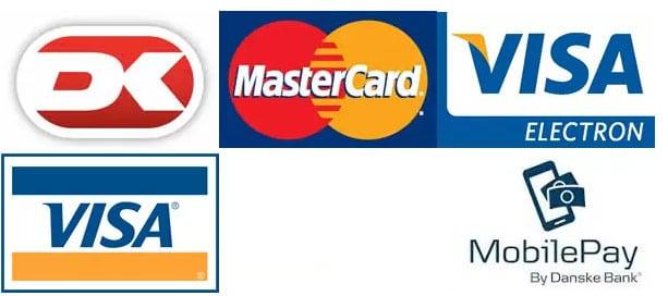 Betalingskort & Mobilepay – eSport NORD