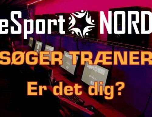 eSport Træner