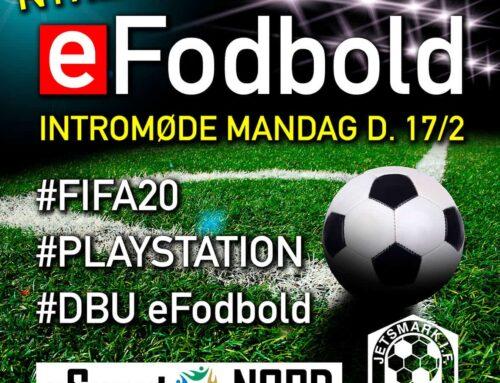 eFodbold Infomøde